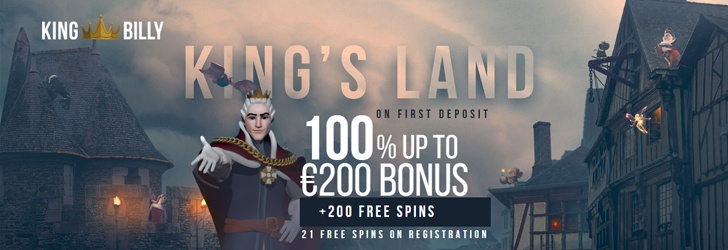 King Billy Casino Kingbillycasino Com The Most Awarded Casino In The World Review 2020