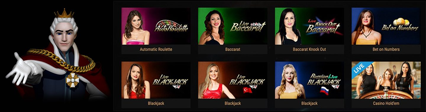King Billy Casino | kingbillycasino.com | The Most Awarded Casino in the World | Review 2020